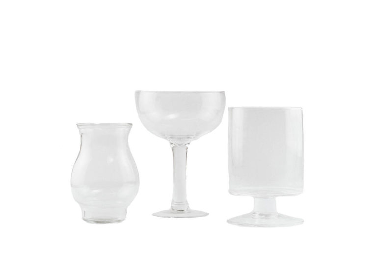 Glass Vases Celebrations Party And Event Rental Hattiesburg Ms
